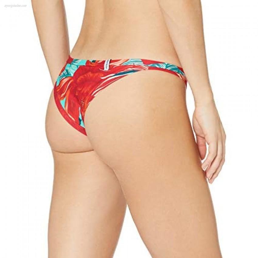 Body Glove Women's Connor Cheeky Coverage Bikini Bottom Swimsuit