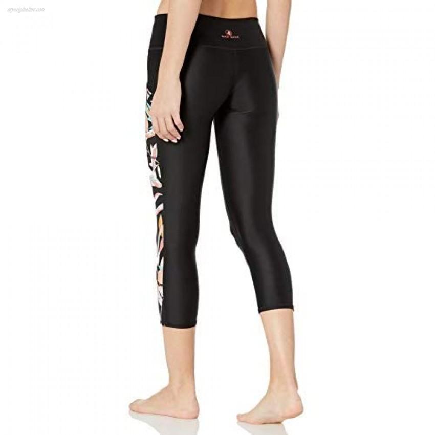 Body Glove Women's Hybrid Surf Legging Swimsuit with UPF 50+