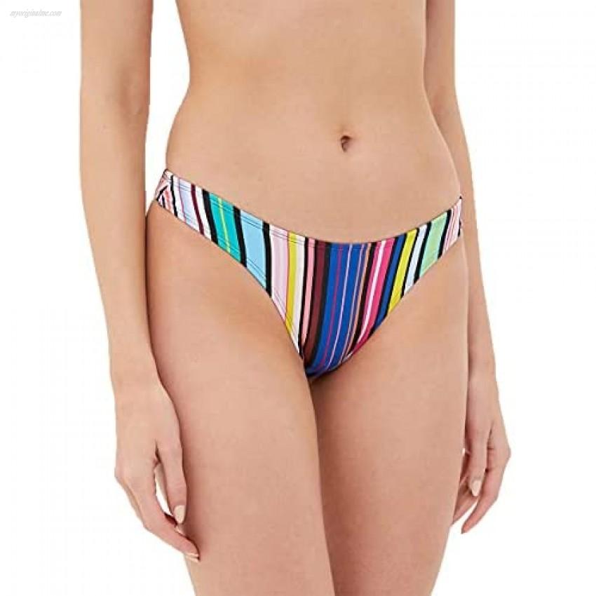 DORINA Tulum Brazilian High Leg Swim Bottom (D02157M)