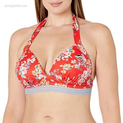 Jessica Simpson Women's Mix & Match Floral Print Swimsuit Separates (Top & Bottom)