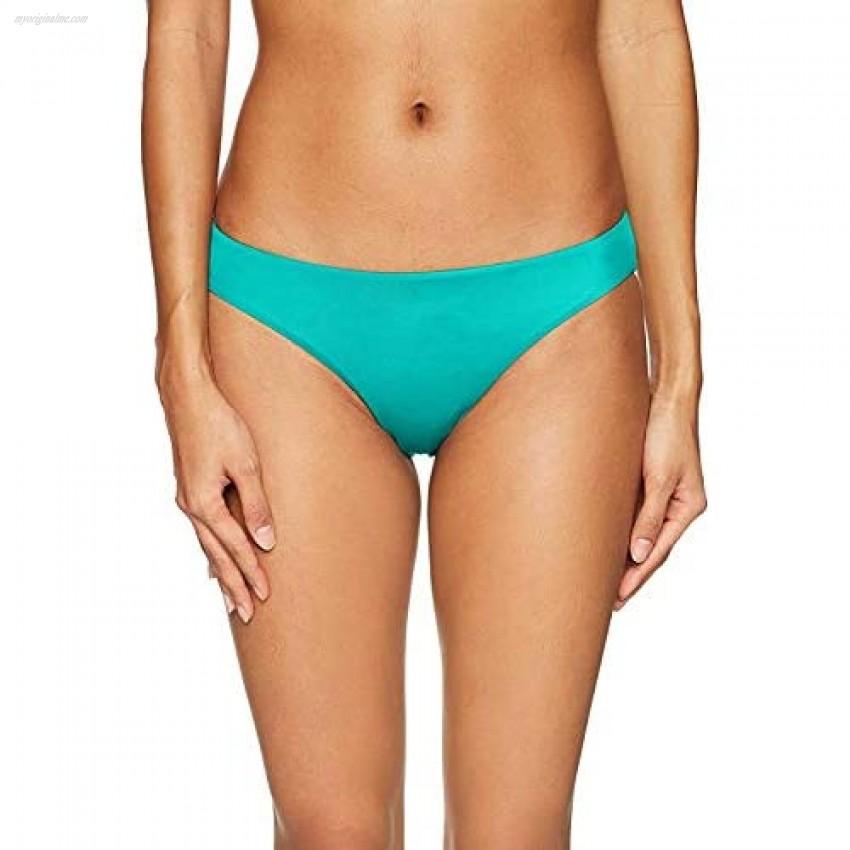 RVCA Women's Solid Full Bikini Bottom
