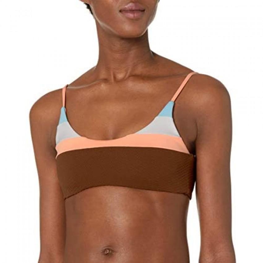 Maaji Women's Lanai Reversible Bralette Bikini Top Swimsuit