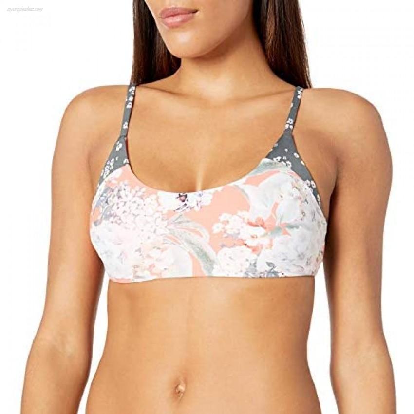 Maaji Women's Twister Reversible Four Way Bikini Top Swimsuit