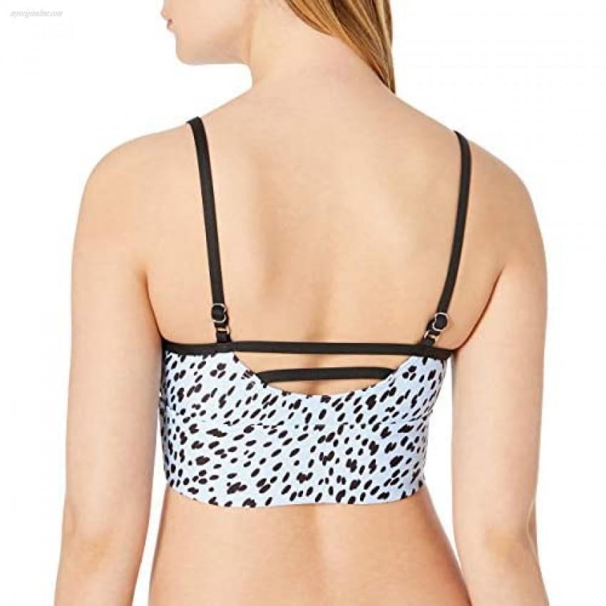 Next Women's Restore Longline Swimsuit Bikini Top