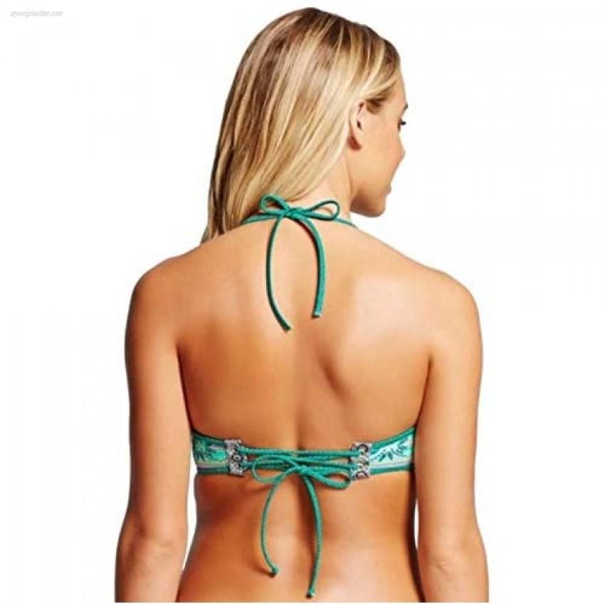 Shade & Shore Women's Shore Halter Bikini Top