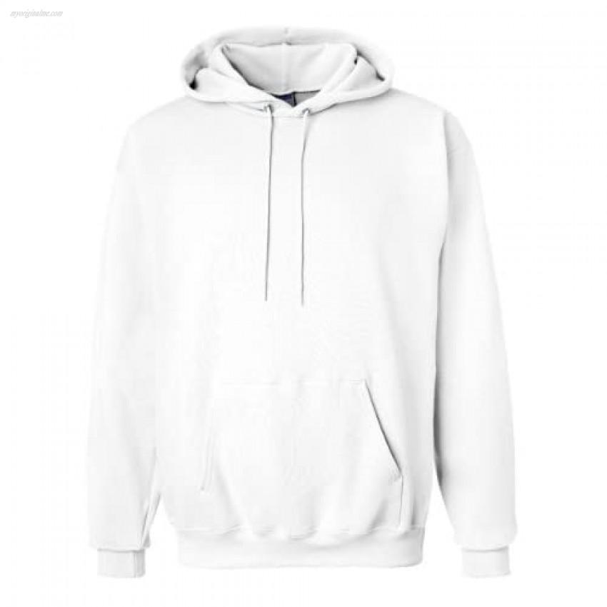 Hanes Adult Ultimate Cotton Pullover Hoodie Sweatshirt