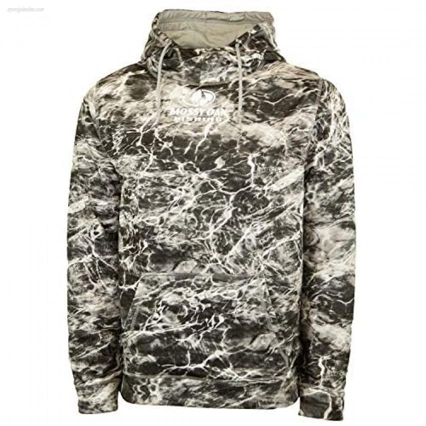 Mossy Oak Fishing Hoodie Fishing Sweatshirts for Men Fishing Shirts for Men