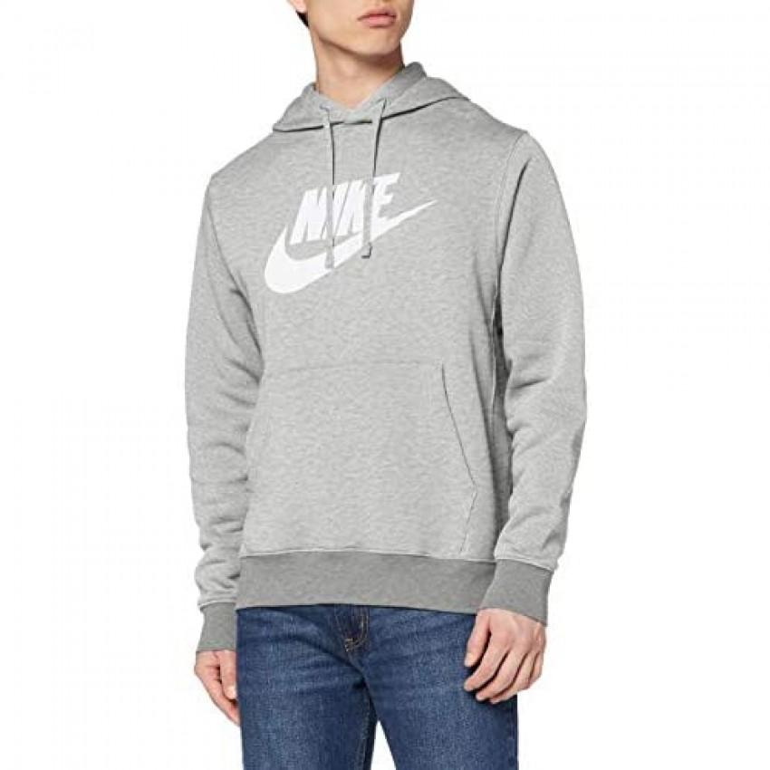 Nike Mens NSW Club Hoodie Pull Over BB Gx Mens Bv2973-063