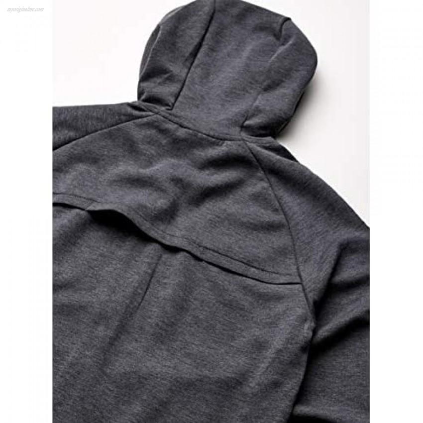 Jockey Men's Active Knit Zip Up Hoodie