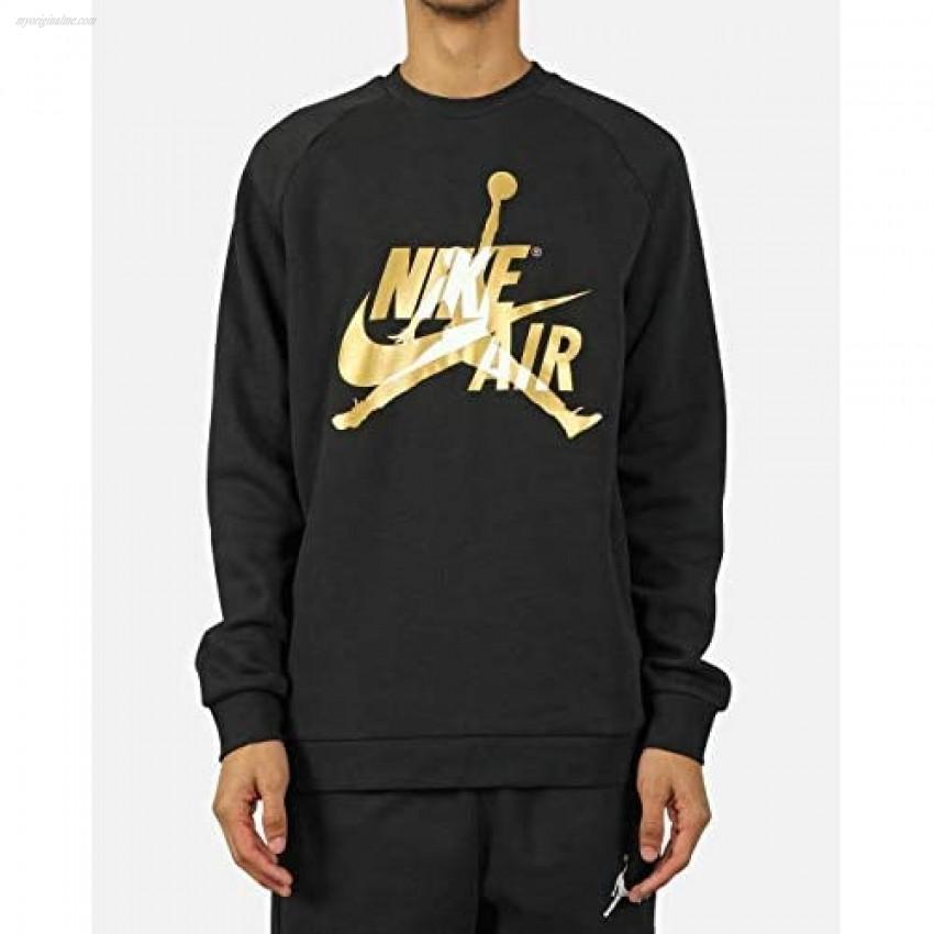 Nike Men's Jordan Jumpman Classics Fleece Sweatshirt