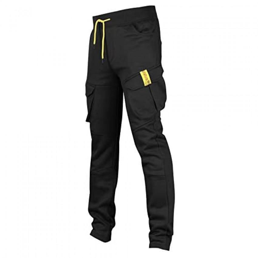 SCREENSHOT Sports Mens Premium TechFleece Fashion Hoodie - Athletic Jogger Fitness Workout Gym Jacket