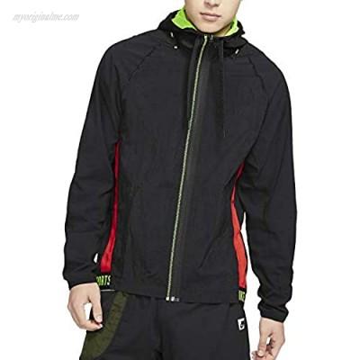 Nike Men's Flex Jacket Black/Green/Red BV3303-010