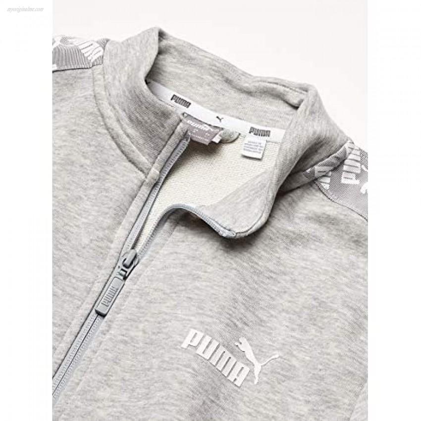 PUMA Men's Amplified Track Jacket