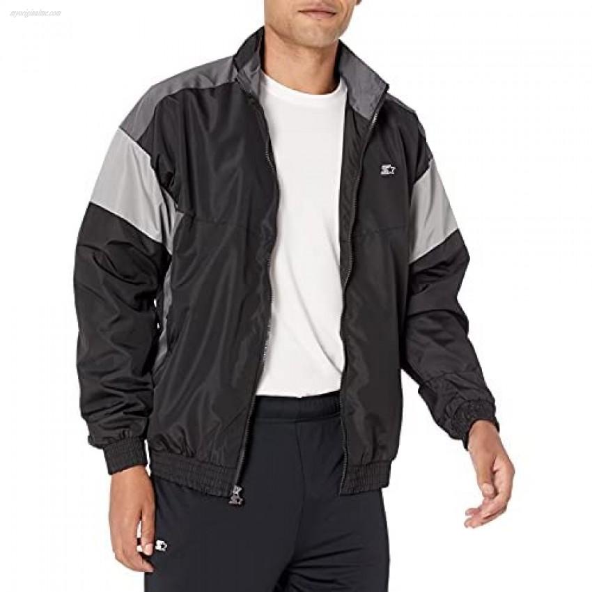 Starter Men's Retro Track Jacket  Exclusive