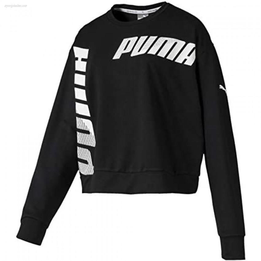 PUMA Women's Modern Sport Crew Sweatshirt