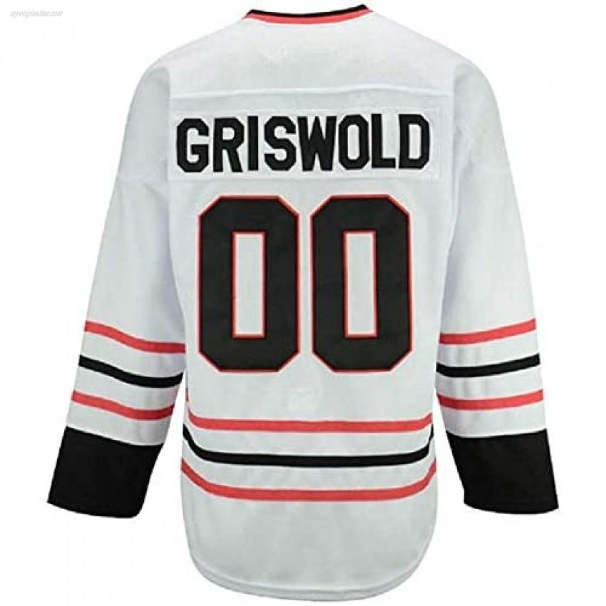 Clark Griswold National Christmas Jersey Sewn Stitch Hockey Shirt New