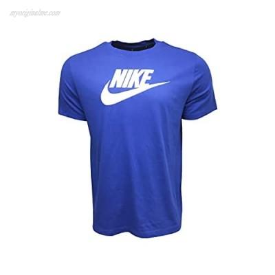 Nike Men's T-Shirt Cotton/Polyester Blend DM8203