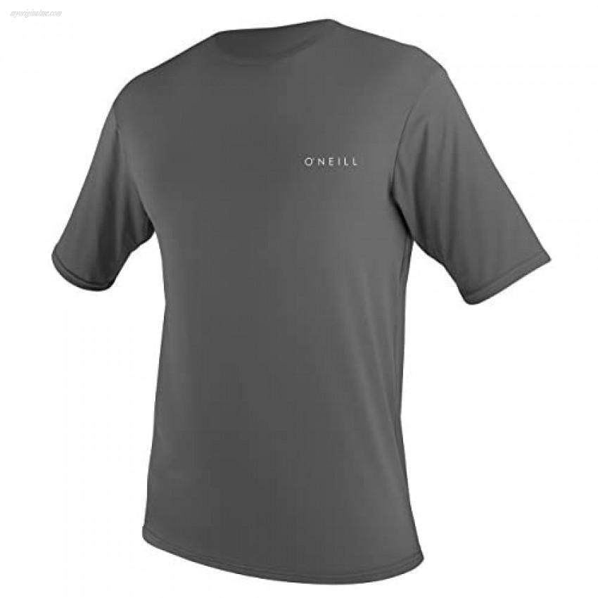 O'Neill Men's Basic Skins Upf 30 + Short Sleeve Sun Shirt