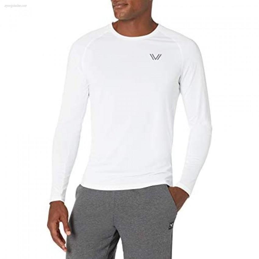 Peak Velocity Men's VXE Long Sleeve Quick-dry Loose-Fit T-Shirt