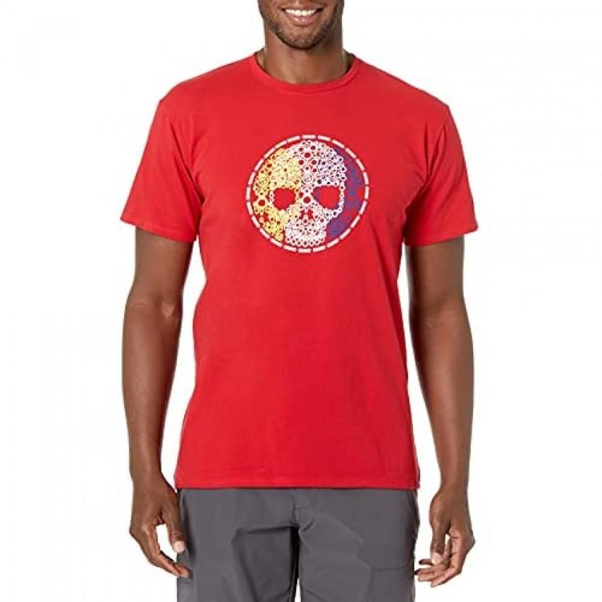 Charko Designs Men's Calaveras Dome Rock Climbing t-shirt