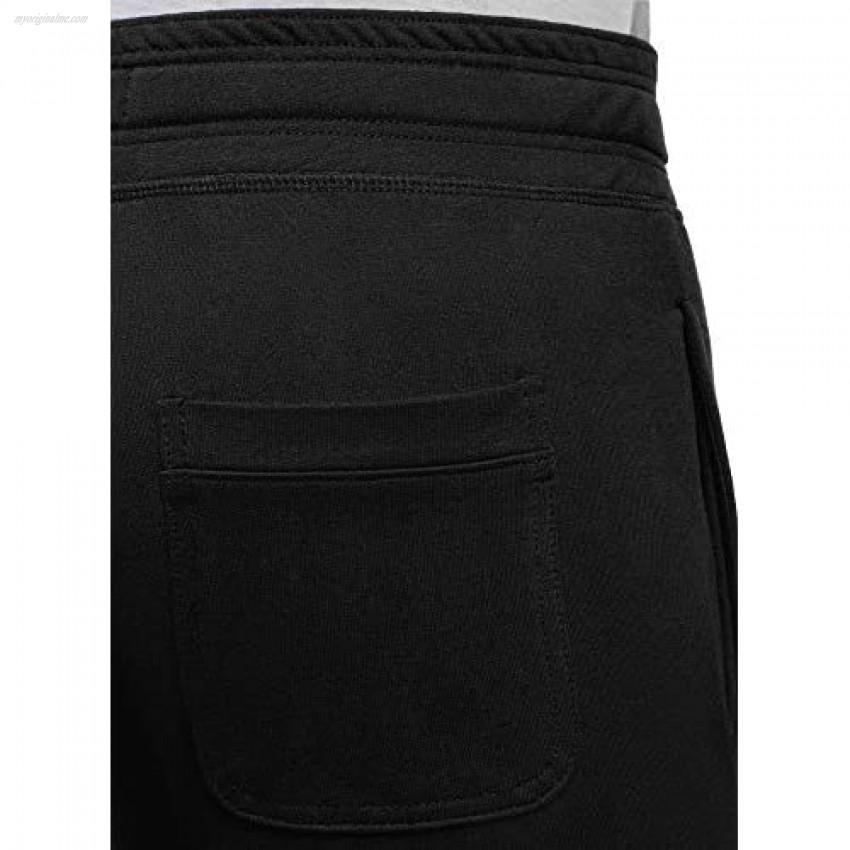 oodji Ultra Men's Basic Jersey Trousers