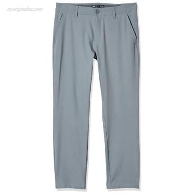 Under Armour Men's Iso-Chill Taper Golf Pants  Steel (035)/Steel  38/32