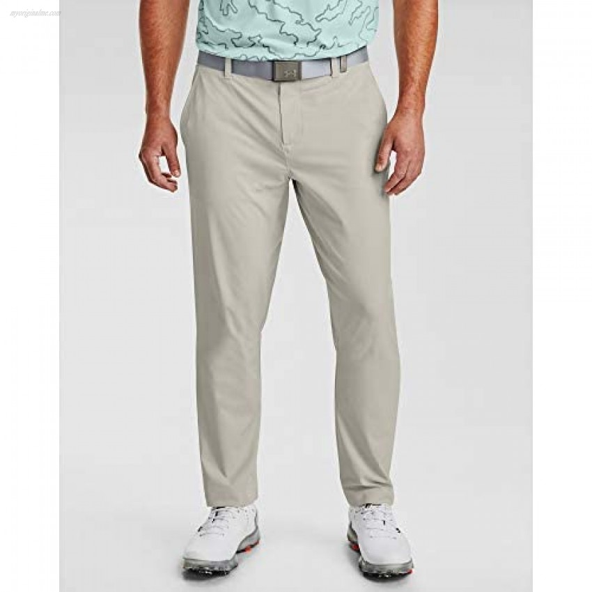 Under Armour Men's Iso-Chill Taper Golf Pants  Summit White (110)/Summit White  38/30