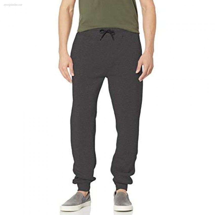 WT02 Men's Basic Jogger Fleece Pants