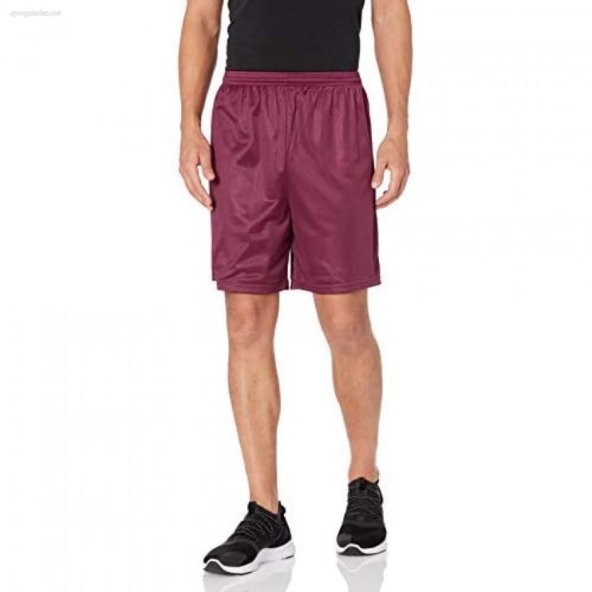 Soffe MJ Men's Nylon Mini-mesh Fitness Short