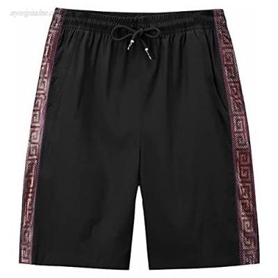 VtuAOL Men's Outdoor Lightweight Quick Dry Shorts Casual Shorts Running Swimming Shorts