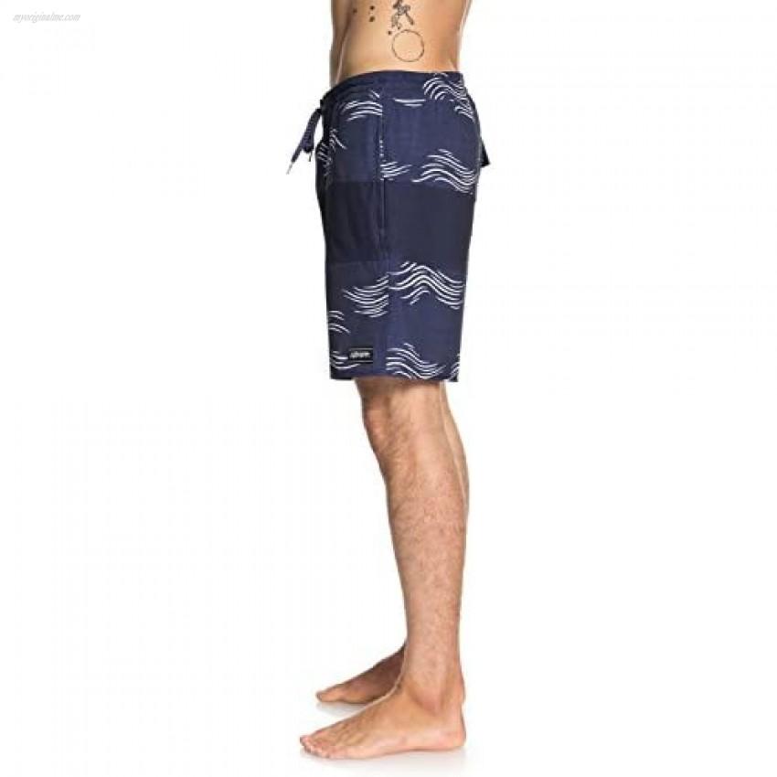 Quiksilver Men's Variable Beachshort 18 Swim Trunk