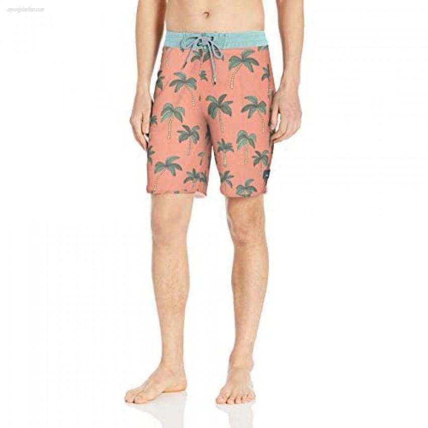 "Rip Curl Men's Mirage Palma 19"" Stretch Board Shorts"