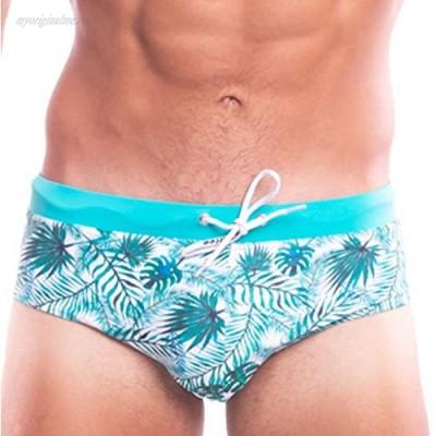 Taddlee Swimwear Men Swimsuits Swimming Board Boxer Briefs Bikini Bathing Suits