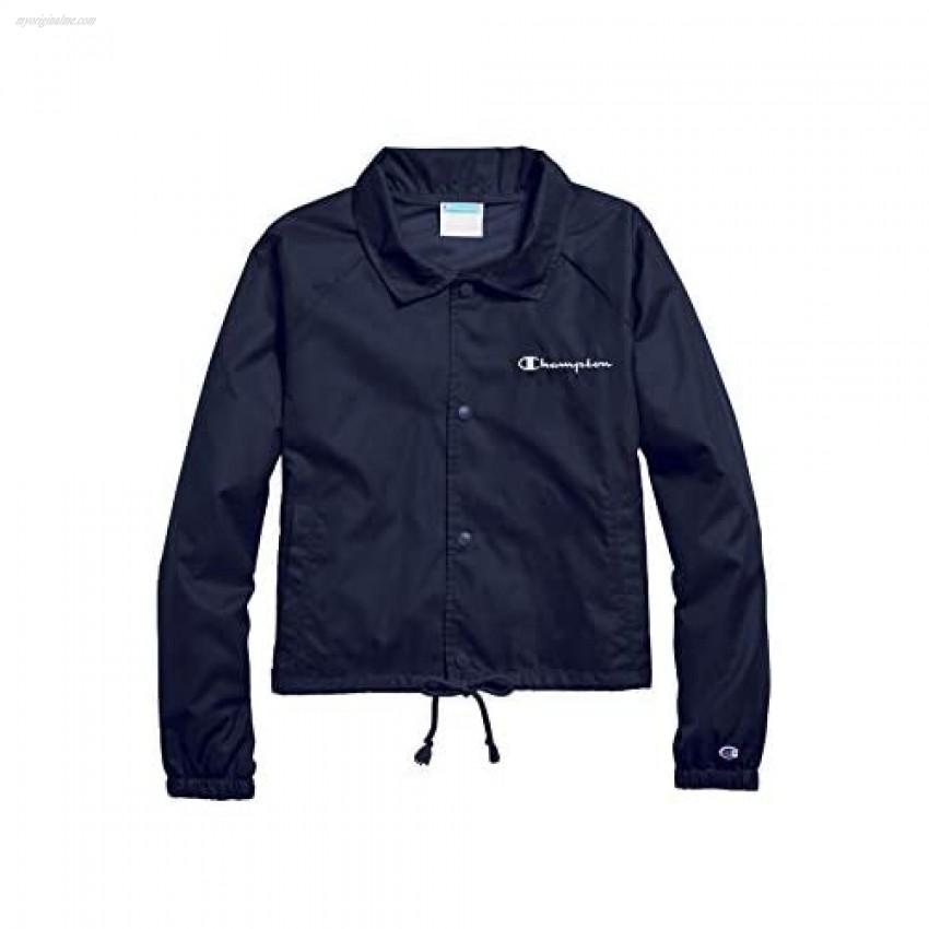 Champion Heritage Coaches Jacket Script Logo (J0334 549707) -Athletic N -2XL