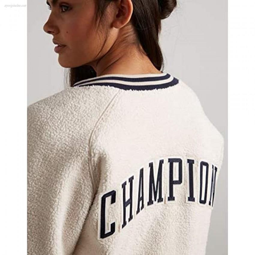 Champion Women's Sherpa Full Zip Jacket