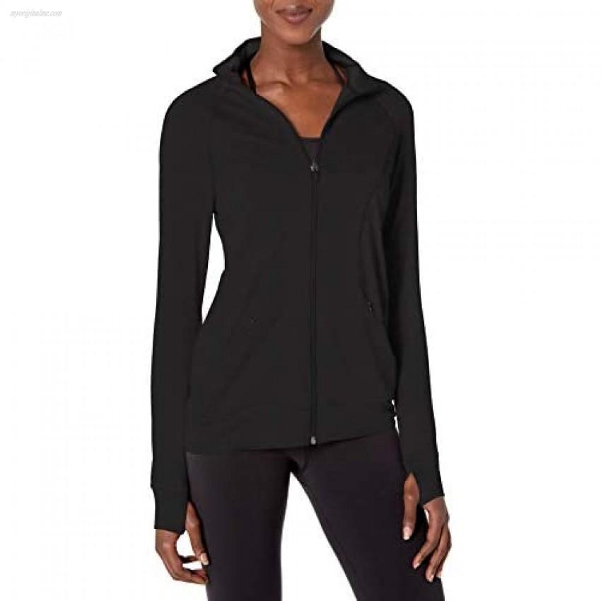 Charles River Apparel Women's Tru Fitness Jacket True Black M