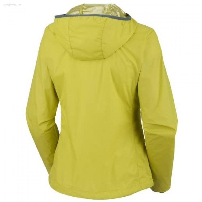 Columbia Women's Trail Fire Windbreaker Jacket