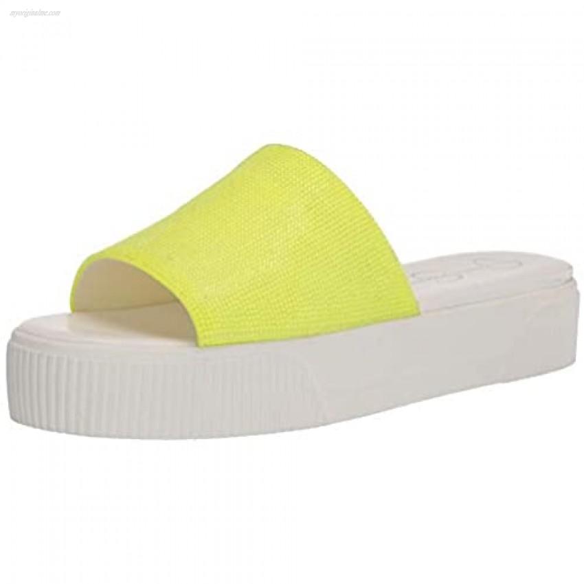 Jessica Simpson Women's Ezira Slide Sandal