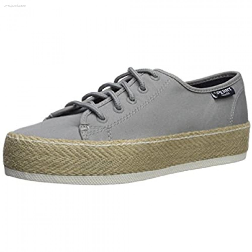 Sperry Unisex-Adult Sky Sail Jute Wrap Sneaker