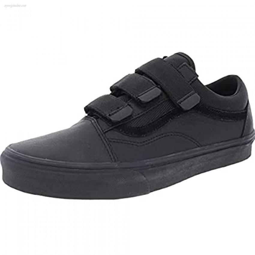 Vans Leather Old Skool V Men's Shoes