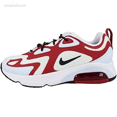 Nike Womens Air Max 200 Womens Casual Running Shoes At6175-103 Size 7