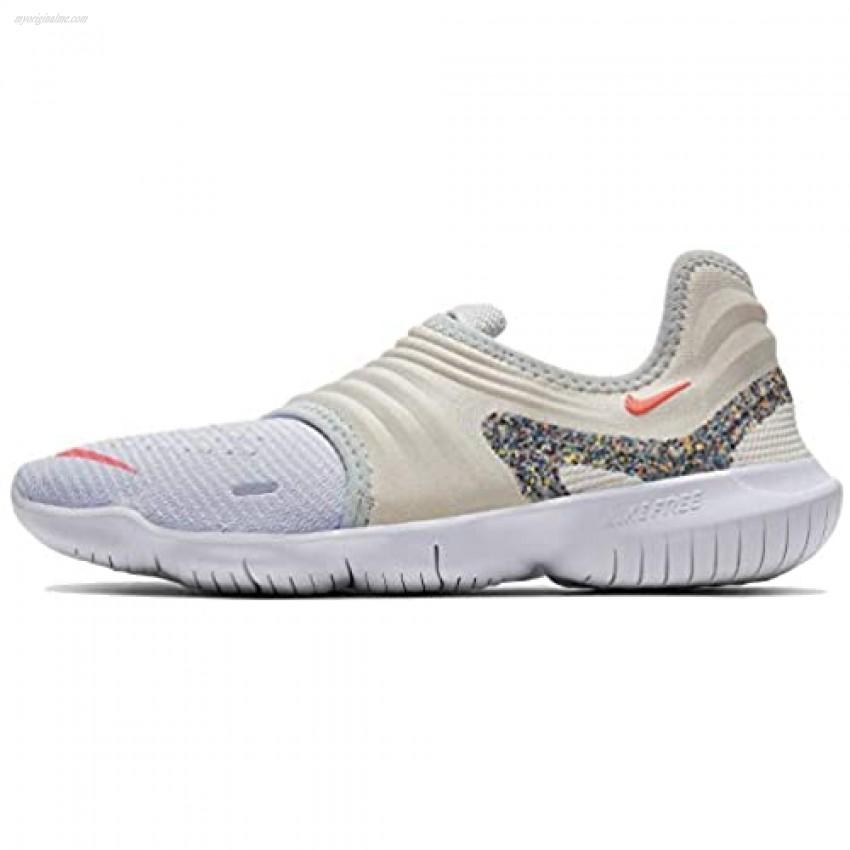 Nike Womens Free Rn Flyknit 3.0 Aw Womens Bv7782-001 Size 10