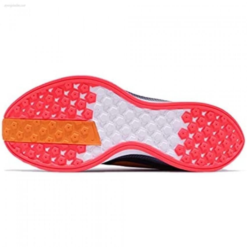 Nike Women's Zoom Pegasus 35 Turbo Running Shoes (9.5 Navy/Orange)