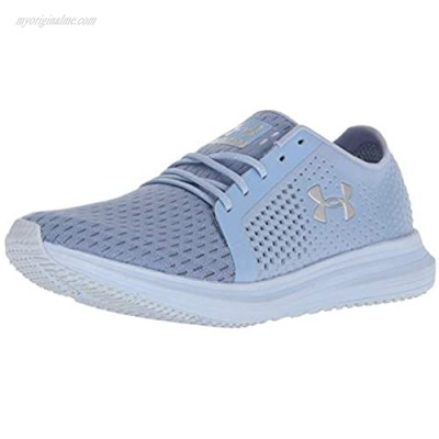 Under Armour Women's Sway Running Shoe Chambray Blue (400)/Oxford Blue 5