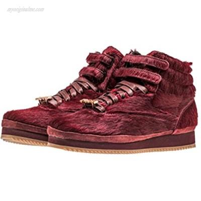 Reebok Classics Freestyle Vibram x Amber Rose (Merlot/Rose/Gold) Women's Shoes CM9920