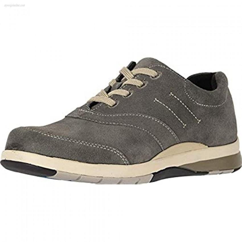 Drew Woman Columbia 10829 Grey/Suede/Leather Suede 10 Medium (B) US