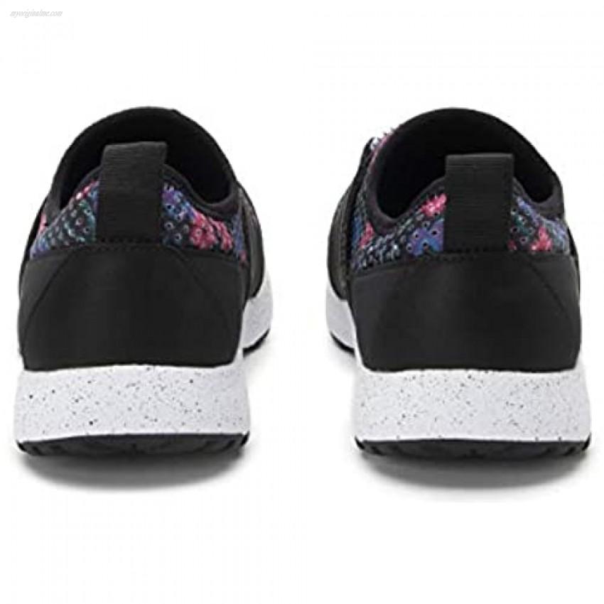 Alegria TRAQ Cynch Womens Smart Walking Shoe Shaka Brah Fuchsia 9.5-10 M US