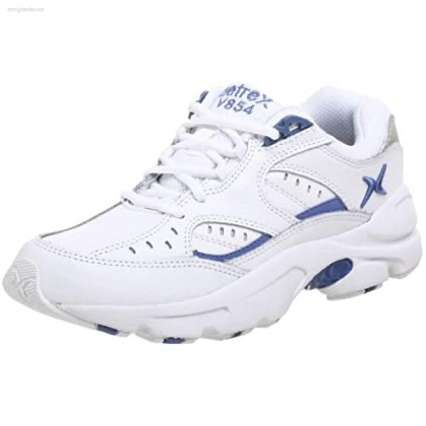 Apex Shoe's X522M Boss Running White/Periwinkle 11.5