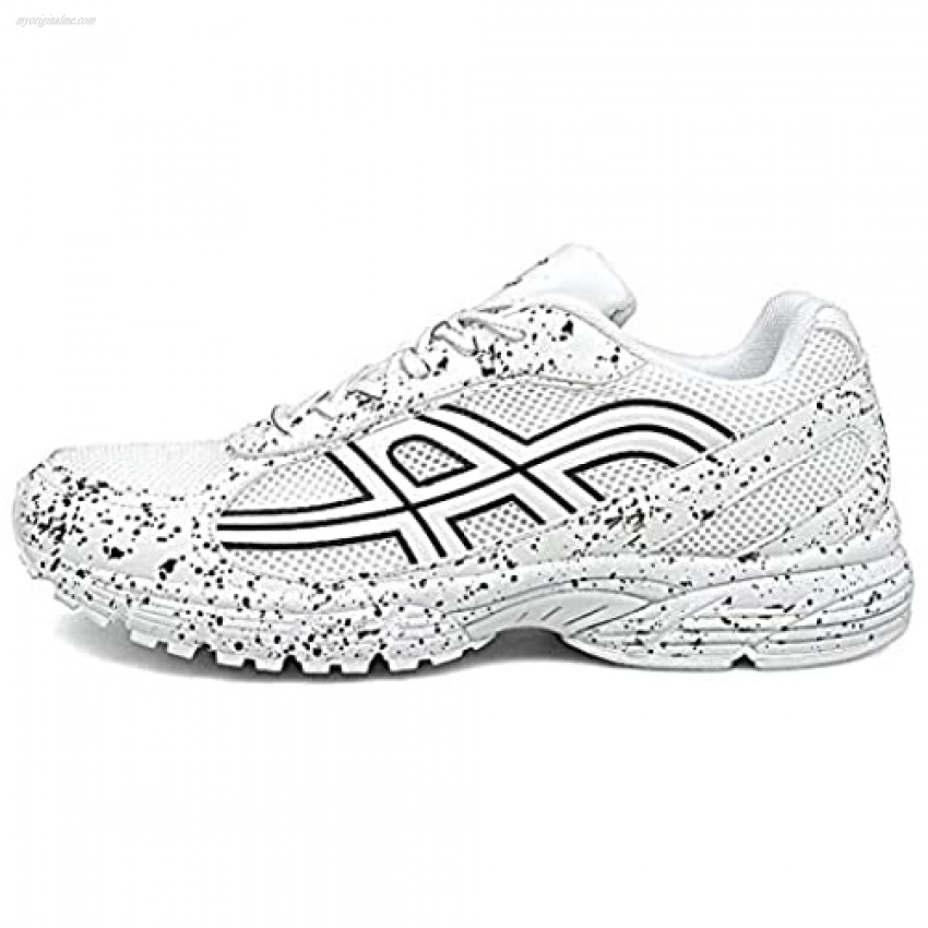 Axcone Womens Mens Walking Tennis Shoes Breathable Lightweight Sneakers