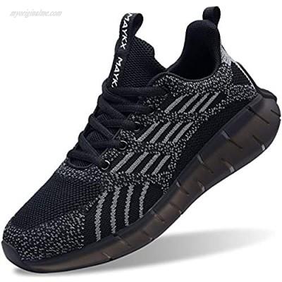 GOOBON Womens Walking Shoes Memory Foam Tennis Athletic Sports Gym Fashion Sneakers Size 5.5-10